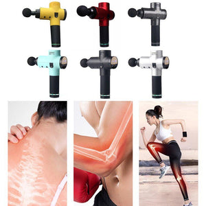 (60%Off End Very Soon!) 4 In One,Relieving Pain,3 Speed Setting Body Deep Muscle Massager