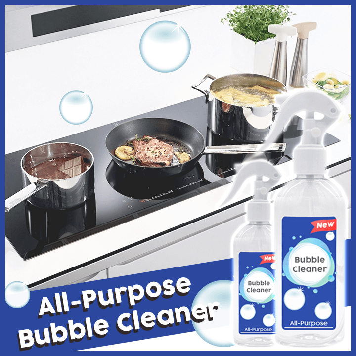 All-Purpose Bubble Cleaner-Buy More Save More