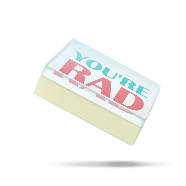GS0640Y: You're Rad Body Soap