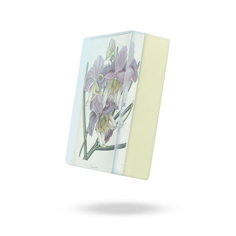 GS2200V: Violet Vanda Orchid Body Soap
