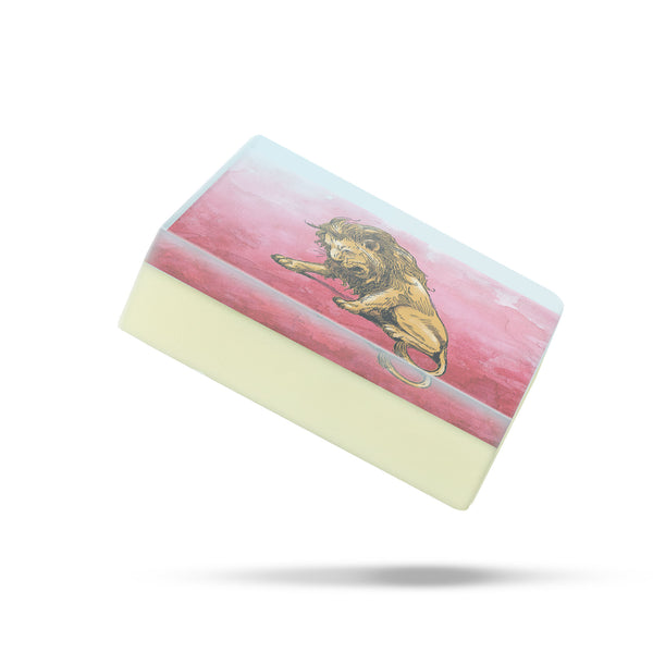 GS2224G: Gold Lion Body Soap