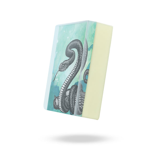 GS2224S: Silver Serpent Body Soap