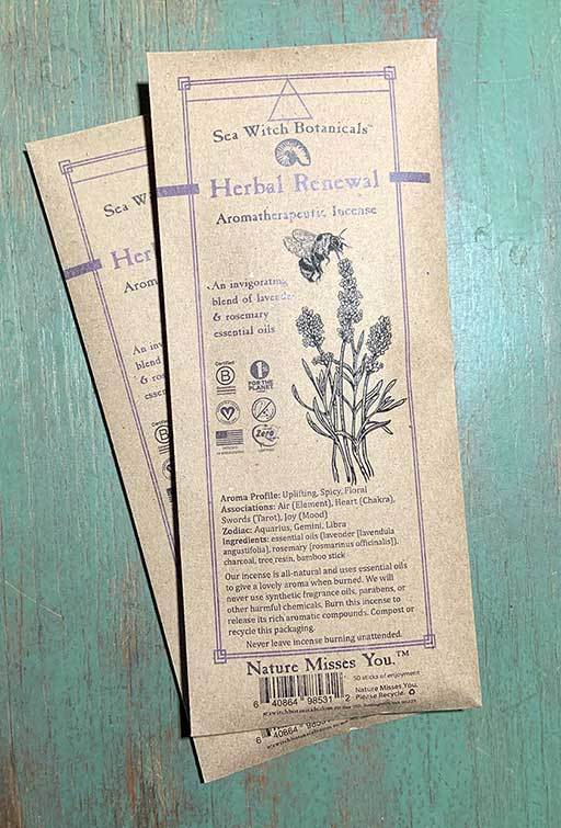 INB001: Incense 50 stick Eco-pack