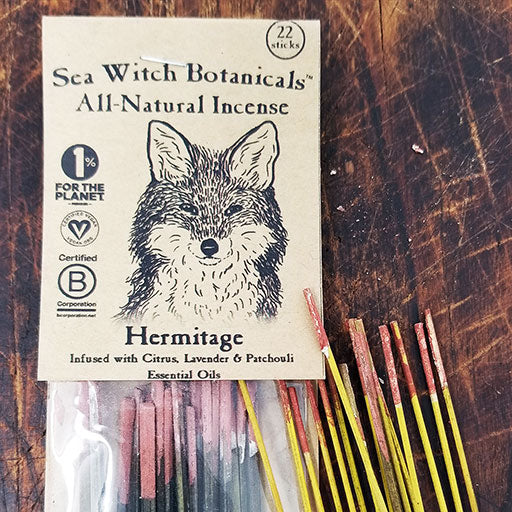 IN5299: Hermitage 12 pk -  Patchouli, Pink Grapefruit