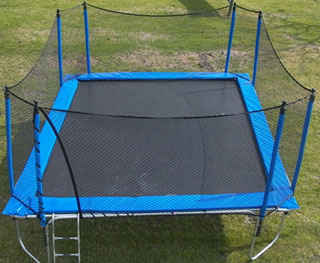 Rectangle Trampoline Enclosure 14x16 foot