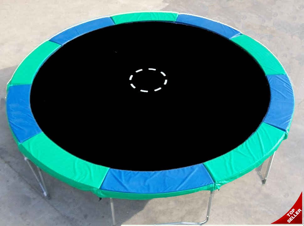 16 foot Round Trampoline by Airmaster