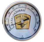 BBQ Temperature Gauge - Fits 1/2 inch Threaded Nipple