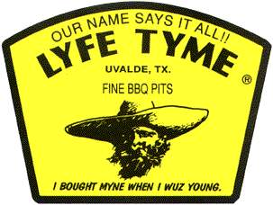 LYFE TYME SINGLE LID SMOKER WITH FIREBOX 20