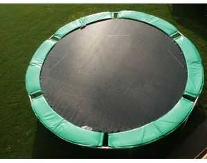 12' Round MAGIC CIRCLE Trampoline