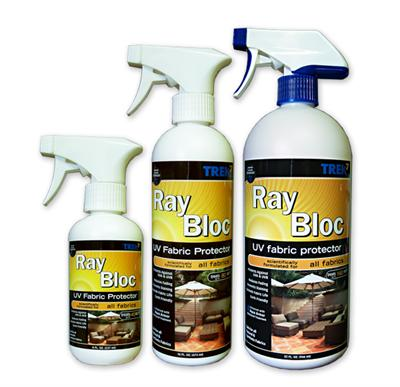 Trampoline Protectant Spray by Ray Bloc
