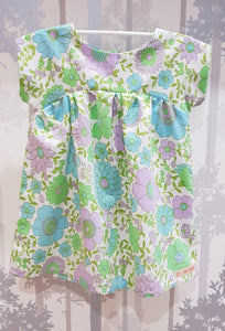 Pastle Bronte Dress Cotton Blend