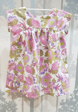 Load image into Gallery viewer, Pink/purple Bronte Dress Cotton