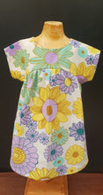 Load image into Gallery viewer, Flower Power Bronte Dress Cotton