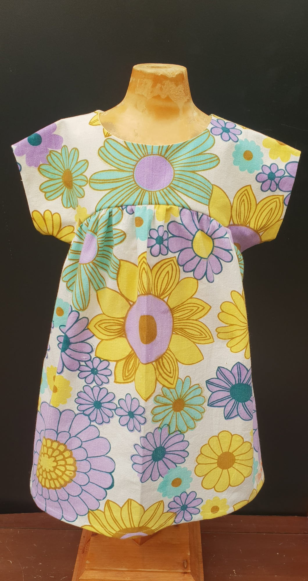 Flower Power Bronte Dress Cotton