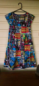 Doctor Who Dress with Pockets