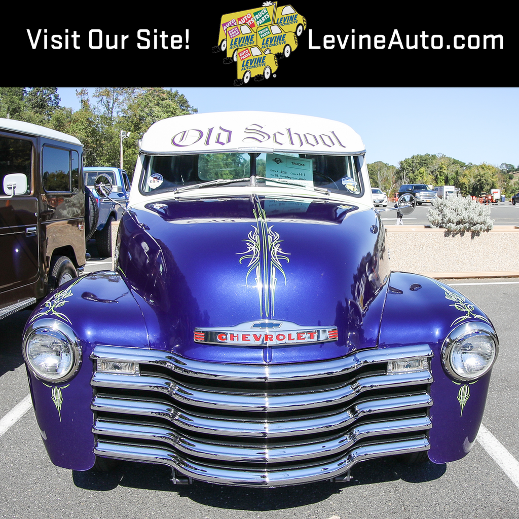 Car of the Week: 1951 Chevy 3100
