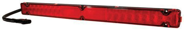 Grote 01-5445-75 Fontaine Red LED Stop Tail Turn Light System