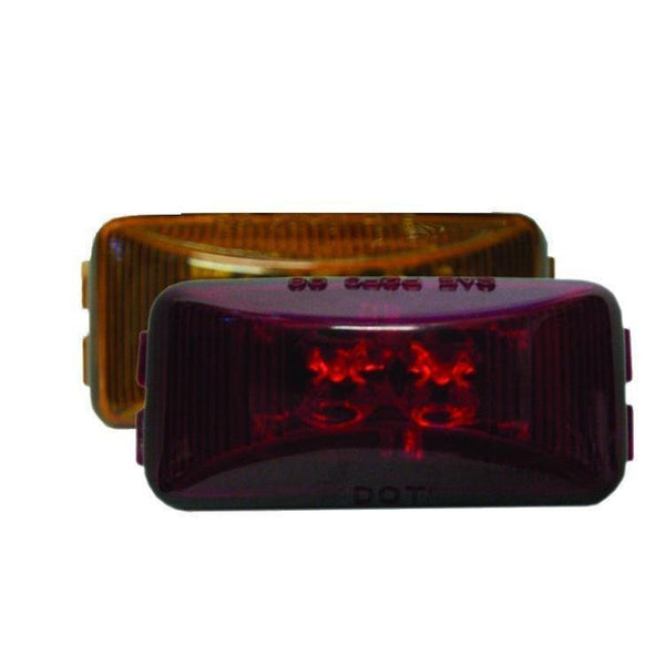 Arrow A025-50-022 Red Sealed LED Marker Light - 2 Diodes. - Levine Auto and Truck Lighting