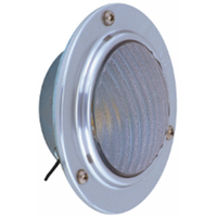 Arrow A035-50-332  Clear LED Recessed Stepwell/ Dome Light - Levine Auto and Truck Lighting