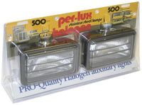 Grote 05001-5 – Per-Lux® 500 Series, Halogen All Weather Louvered, H9421, 1 Pair - Levine Auto and Truck Lighting