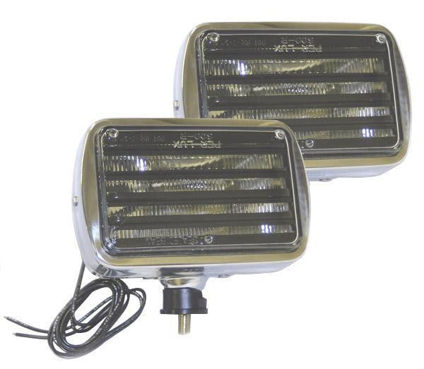 Grote 06001-4 Per-Lux® 600 Series, All Weather Driving & Fog Lights