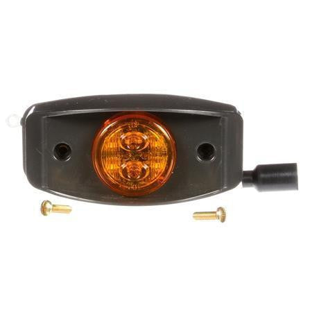 Truck-Lite 7396 Yellow Round LED Marker Clearance Military Light