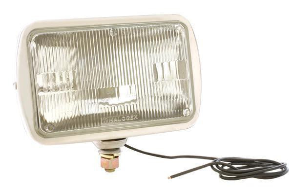 Grote 07401 – Per-Lux® 700 Series, Incandescent, Fog & Driving Light, Rigid Mount, Single Lamp - Levine Auto and Truck Lighting