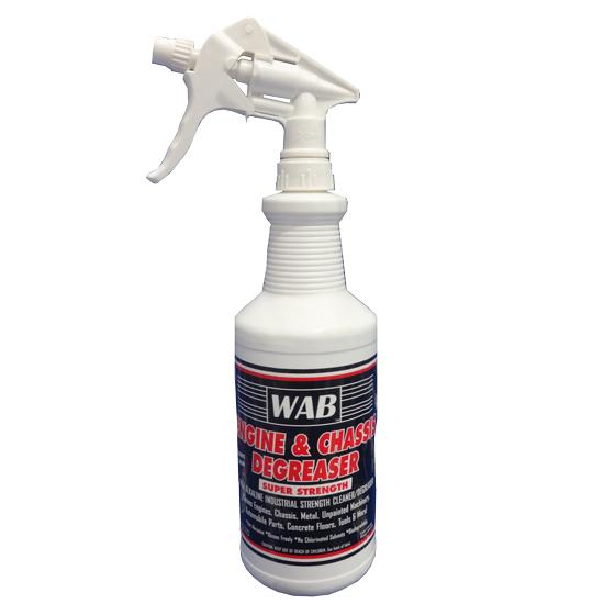 WAB 094 Engine and Chassis Degreaser 1 Qt