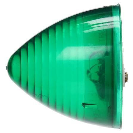 Truck-Lite 10203G 10 Series, Incan., Green Beehive, 1 Bulb, M/C Light, PC, 12V, Marker Clearance Light, Truck-Lite