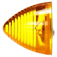 Truck-Lite 10203Y 10 Series, Incan., Yellow Beehive, 1 Bulb, M/C Light, PC, 12V, Marker Clearance Light, Truck-Lite