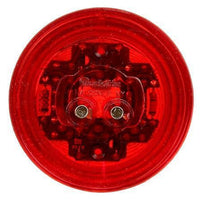 Truck-Lite 10276R 10 Series, LED, Red Beehive, 8 Diode, M/C Light, P2, 12V, Marker Clearance Light, Truck-Lite