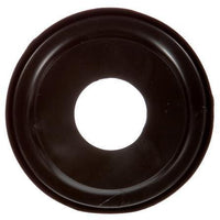 Truck-Lite 10404 Opened Back Black Grommet For 10 Series And 2.5 in Round Lights