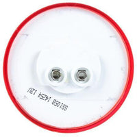 "Truck-Lite 1058 LED, Red Round, 1 Diodes, 2 1/2"" Round, M/C Light, P2, 12V"