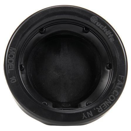 Truck-Lite 10702 Closed Back Black Grommet For 10 Series Wide Groove And 2.5 in Round Lights