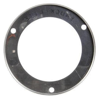 Truck-Lite 10715 10 Series, Flange Cover, 2-1/2 in Mounts, Round, Silver, Flange Cover, Truck-Lite