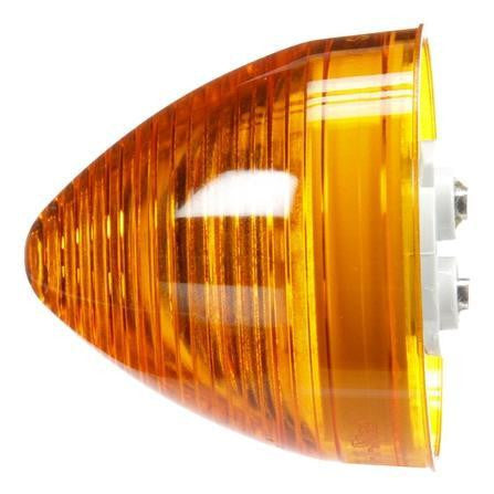 Truck-Lite 1075A LED, Yellow Beehive, 13 Diode, M/C Light, P2, 12V, Marker Clearance Light, Truck-Lite