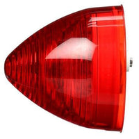 Truck-Lite 1075 LED, Red Beehive, 13 Diode, M/C Light, P2, 12V, Marker Clearance Light, Truck-Lite
