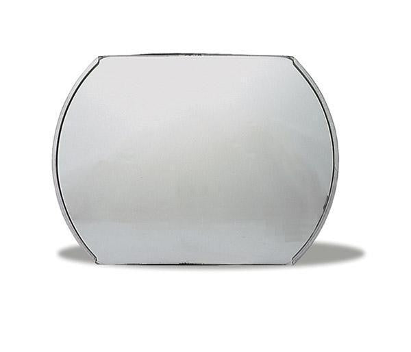"Grote 12164 Stick On Convex Mirror- 4"" x 5 1/2"" Rectangular - Levine Auto and Truck Lighting"