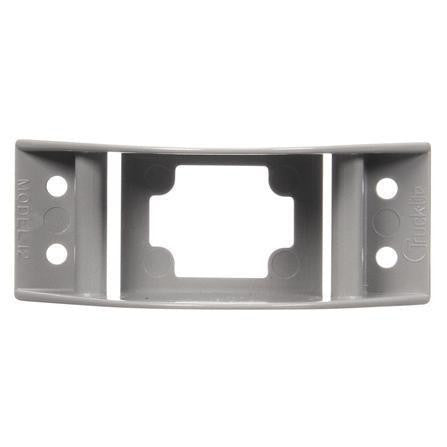Truck-Lite 12723 12 Series, Bracket Mount, 12 Series Lights, Rectangular, Gray, 4 Screw Bracket Mount, Bracket Mount, Truck-Lite
