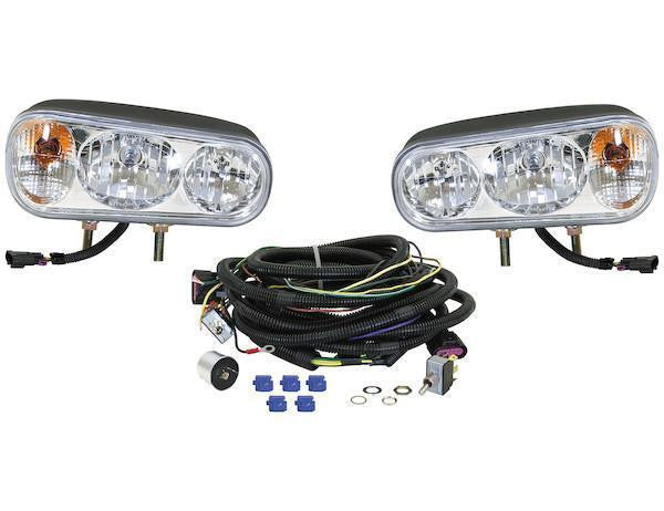 Buyers Products 1311100 Universal Snowplow Light Kit - Levine Auto and Truck Lighting