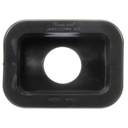 Truck-Lite 14701 Open Back Black Grommet For 14 Series And 2.5 x 3.5 in Rectangular Lights