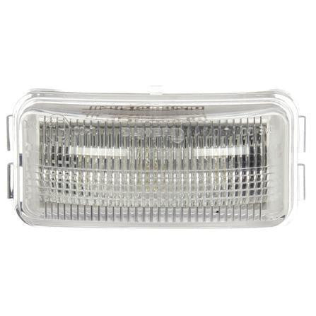 Truck-Lite 15226 15 Series, Diamond Shell, LED, 3 Diode, Rectangular, License Light, Bracket, 12V