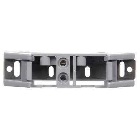 Truck-Lite 15401 15 Series, Branch Deflector Mount, 15 Series Lights, Rectangular, Gray, 2 Screw Bracket Mount, Kit, Branch Deflector Mount, Truck-Lite