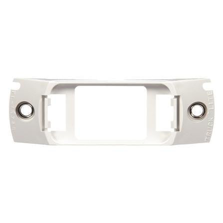 Truck-Lite 15414 15 Series, Surface Mount, 15 Series Lights, Rectangular, White, 2 Screw Bracket Mount, Kit, Surface Mount, Truck-Lite