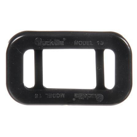 Truck-Lite 15702 Open Back Black Grommet For 15 Series And 1.5 x 3 in Rectangular Lights