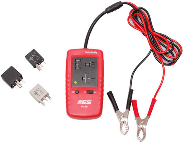 ESI #190 Relay Buddy, Automotive Relay Tester
