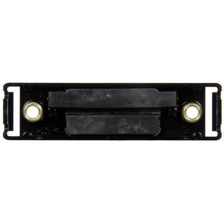 Truck-Lite 19729 19 Series, Closed Back Bracket Mount, 19 Series Products, Rectangular, Black, 2 Screw Bracket Mount, Closed Back Bracket Mount, Truck-Lite
