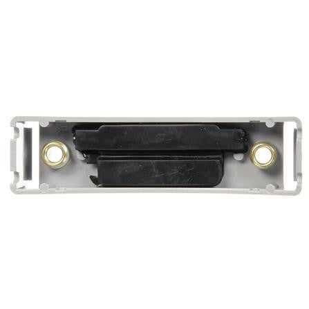 Truck-Lite 19750 19 Series, Radius Base Mount, 19 Series Products, Rectangular, Gray, 2 Screw Bracket Mount, Radius Base Mount, Truck-Lite