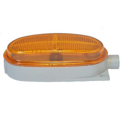 Betts 200018 Amber, Valox Body Clearance or Marker ONE 1/4 NPT End Entrance 12-volt - Levine Auto and Truck Lighting