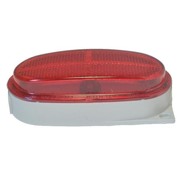 Betts 211005 Red Incan Clearance & Side Marker Light w/Rear Entrance